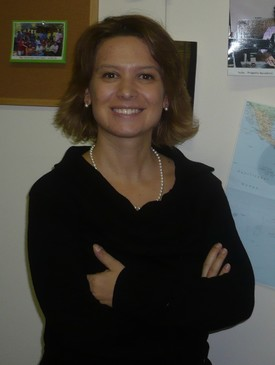 Dr Cristina Durante, Mission Development Office